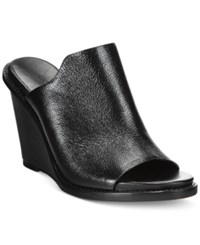 French Connection Pandra Wedge Mules Women's Shoes