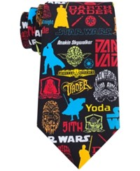 Star Wars Pop Stickers Tie