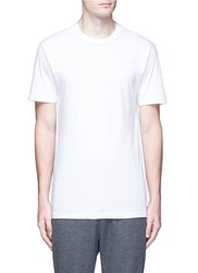 Covert Relaxed Fit Cotton T Shirt White