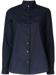 Kolor Chest Pocket Shirt Blue