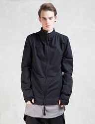 Thom Krom Double Layer High Collar Jacket