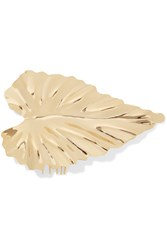 Lelet Ny Gold Plated Hair Slide One Size