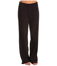 The North Face Tka 100 Microvelour Pant Tnf Black Women's Casual Pants