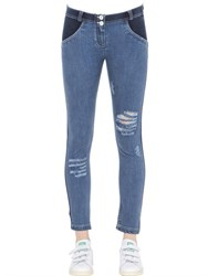 Freddy Wr.Up Super Skinny Destroyed Jeans