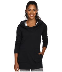 Lole Call You Tunic Black Women's Blouse
