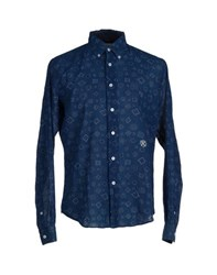 Esemplare Shirts Shirts Men Blue