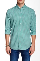 Relwen Summer Dobby Shirt Green