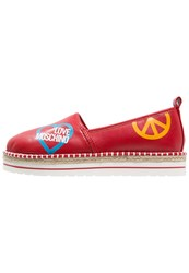 Love Moschino Espadrilles Red