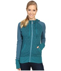 Marmot Callie Hoodie Everglade Women's Sweatshirt Green