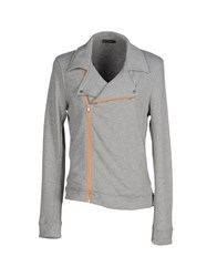 Antony Morato Topwear Sweatshirts Men Grey