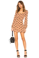 Beach Riot Ivy Dress Brown