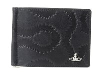Vivienne Westwood Belfast Wallet W Money Clip Black