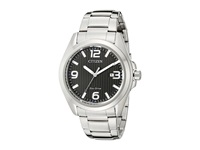 Citizen Aw1430 86E Eco Drive Sport Silver Tone Stainless Steel Watches Bronze