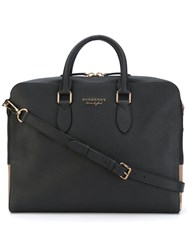 Burberry Monogram Laptop Case Black