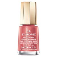 Mavala Mini Colour Nail Polish Pearl 14 St Tropez
