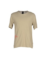 People T Shirts Military Green