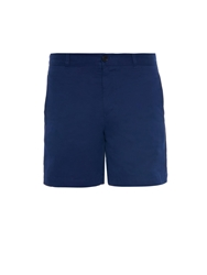 Maison Kitsune Cotton Chino Shorts