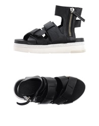 Cinzia Araia Sandals Black