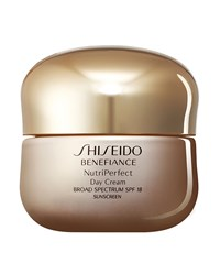 Benefiance Nutriperfect Day Cream Spf 18 1.7 Oz. Shiseido