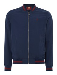 Merc Men's Navy Monkey Jacket Navy