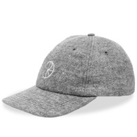 Polar Skate Co. Boiled Wool Cap Grey