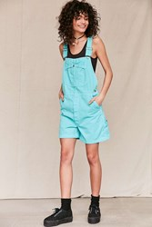 Urban Renewal Recycled '90S Overdyed Overall Short Sky