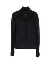 Bikkembergs Coats And Jackets Jackets Women Dark Blue