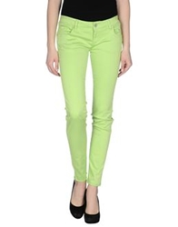 Baci And Abbracci Casual Pants Acid Green