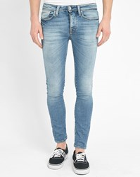 Selected Blue One Fabios Slim Fit Jeans