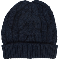Barneys New York Cable Knit Beanie
