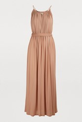 Vanessa Bruno Lorine Dress Nude