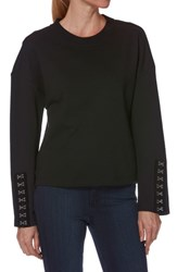 Paige Manon Sweatshirt Black