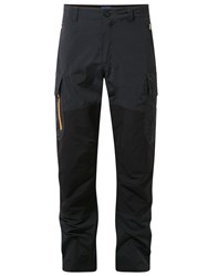 Craghoppers Men's Discovery Walking Trousers Nearly Black