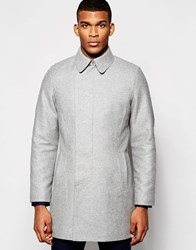 Reiss Wool Coat Grey