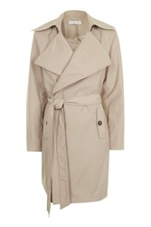 Rare Belted Trench Coat By Beige