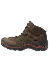 Keen Wanderer Wp Walking Boots Cascade Brown Bossa Nova Dark Brown