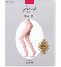 Fogal Opaque Tights Cyclame