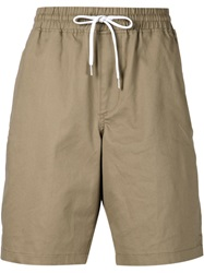 Stampd Chino Shorts Nude And Neutrals