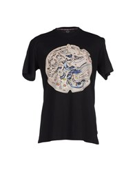 Iuter Topwear T Shirts Men Black