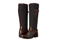 Stetson Adriana Brown Charcoal Wool Women's Boots