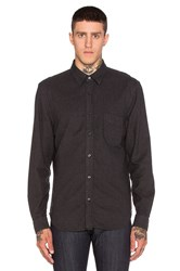 7 For All Mankind One Pocket Flannel Gray