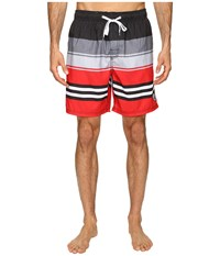 Body Glove Duster Volley Boardshorts Infrared Men's Shorts