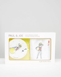 Paul And Joe Limited Edition Protective Silky Pressed Powder Beige