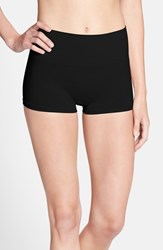 Yummie Tummie Women's Yummie By Heather Thomson 'Sam' Smoothing Boyshorts Black