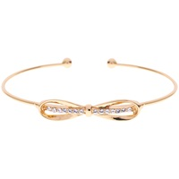 Ted Baker Sorina Bow Detail Crystal Cuff Gold