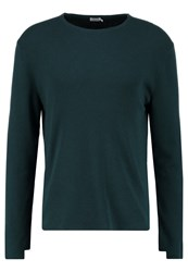 Filippa K Jumper Teal Green