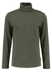 Kiomi Long Sleeved Top Khaki