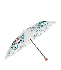 Burberry Shoes And Accessories Peony Rose Print Folding Umbrella Female Multi