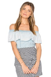 Soft Joie Vilma Top Blue