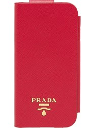 Prada Iphone 7 And 8 Cover Red